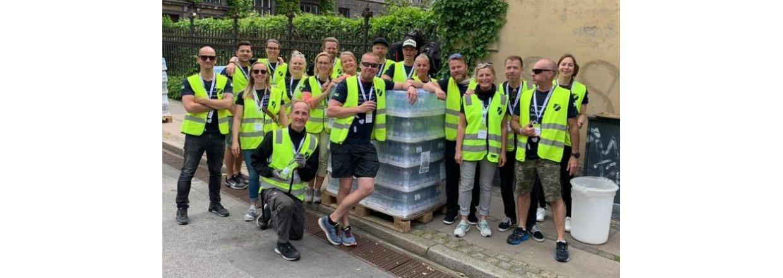 SportsKollektivet allevegne til Royal Run
