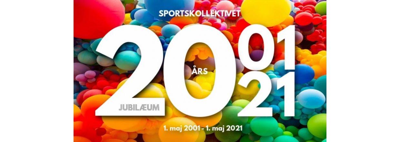 SportsKollektivet 20-års jubilæum!