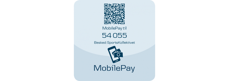 MobilePay gør det let!