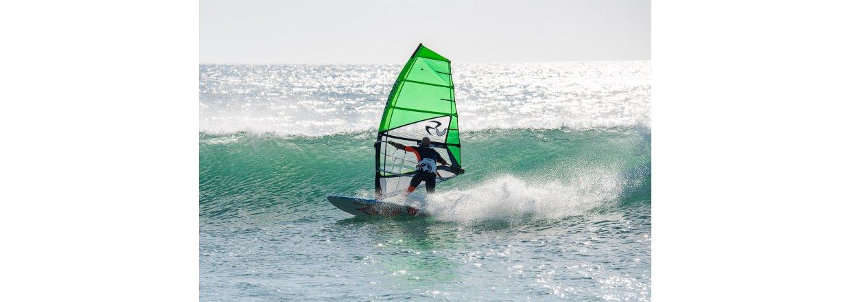 Ny aktivitet; Windsurfing