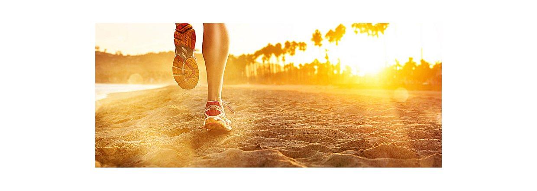 Vi løber for livet hele sommeren